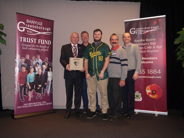 Greensborough-Baseball-Club