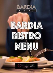 bistro-menu